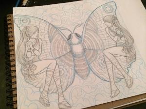 Mothra_sketch