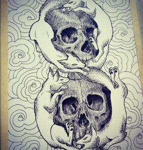 PenFoxSkulls